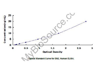 ELISA Kit for Engrailed Homeobox Protein 2 (EN2)