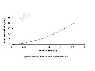 ELISA Kit for RNA Binding Motif Protein 20 (RBM20)