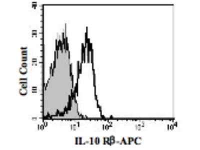 Mouse Anti-Interleukin 10R, beta Antibody (APC)