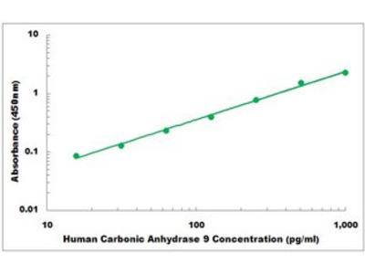 Human Carbonic Anhydrase 9 ELISA Kit