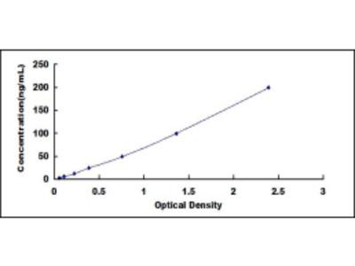 ELISA Kit for Protein Kinase, cGMP Dependent Type II (PRKG2)