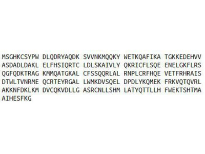 Recombinant Islet Cell Autoantigen 1 (ICA1)