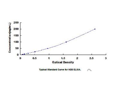 ELISA Kit for Histone H2B (H2B)