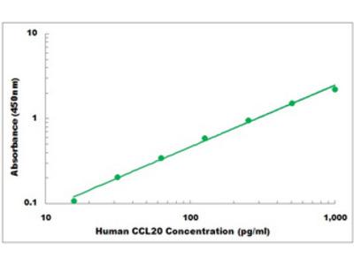 Human CCL20 ELISA Kit