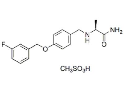 Safinamide Mesylate (FCE28073)