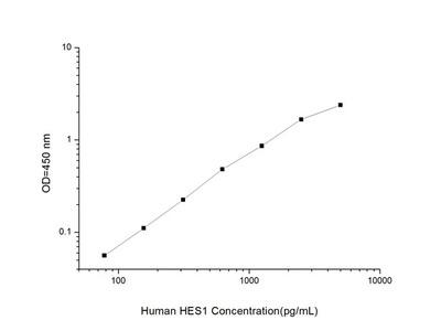 Human HES1(Transcription factor HES-1)ELISA Kit