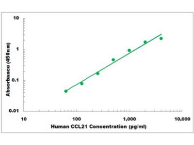 Human CCL21 ELISA Kit