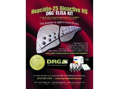 Hepcidin 25 (bioactive) HS ELISA Kit