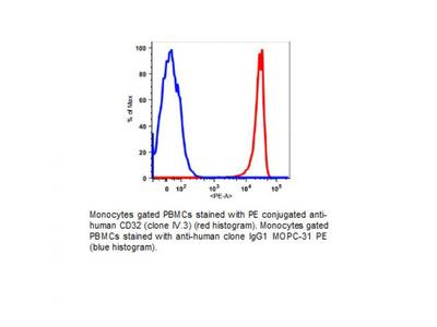 Anti-human CD32 Antibody PE