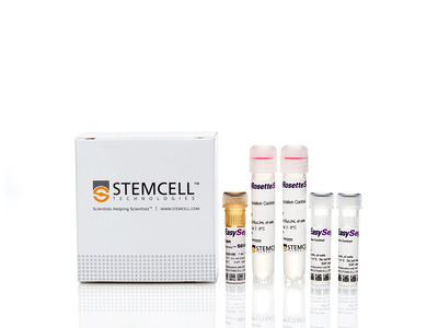 EasySep™ Human Cord Blood CD34 Positive Selection Kit II