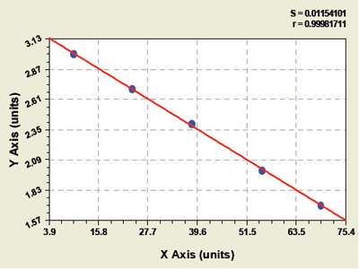 Canine Chemokine C-C-Motif Ligand 17 ELISA Kit