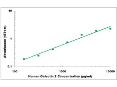 Human Galectin 2 ELISA Kit