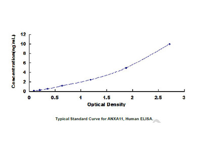 Annexin A11 (ANXA11) ELISA Kit
