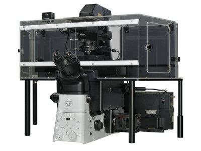 N-SIM E Super-Resolution Microscope