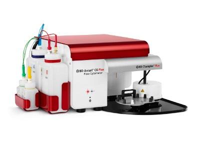 BD Accuri™ C6 Plus Flow Cytometer from BD Biosciences | Biocompare.com