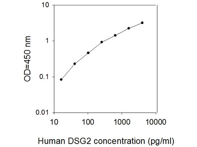 Human Desmoglein-2 ELISA