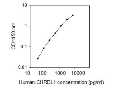 Human Chordin-Like-1/CHRDL1 ELISA