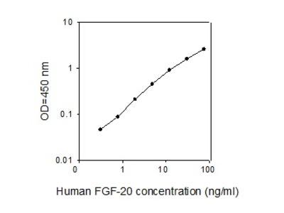 Human FGF-20 ELISA