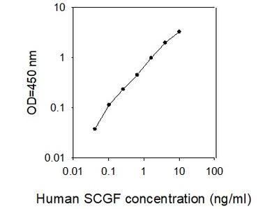 Human SCGF/CLEC11a ELISA