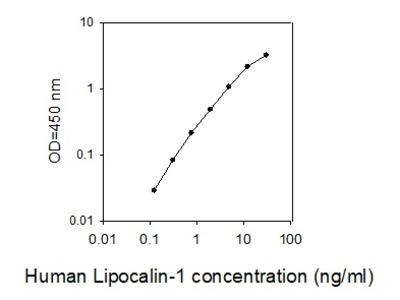 Human Lipocalin-1 ELISA