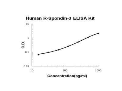 Human R-Spondin-3 PicoKine ELISA Kit